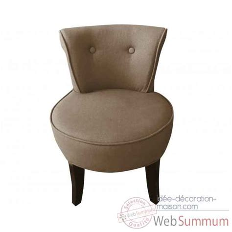 chaise crapaud fauteuil crapaud taupe opjet dans chaise design de
