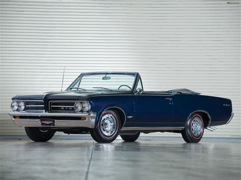 1964 Pontiac Gto Review, Specs, History