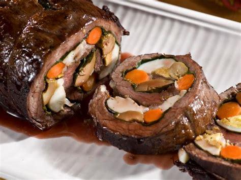 argentinean cuisine argentine stuffed flank steak matambre recipe