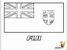 Distinguished Flag Pictures Coloring Nations Falkland