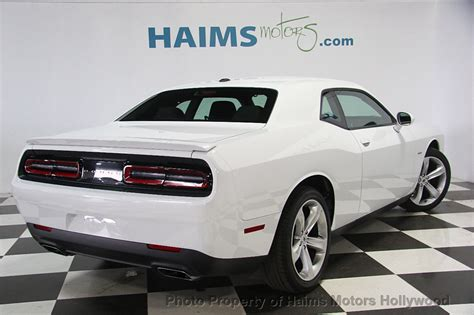2017 Used Dodge Challenger R/T Coupe at Haims Motors