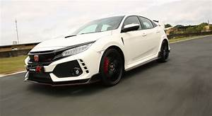 Video  2017 Honda Civic Type R In Action At Brc