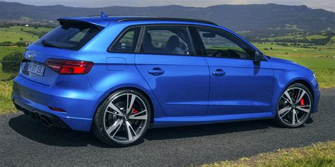 2018 Audi Rs3 Sportback Pricing And Specs Photos
