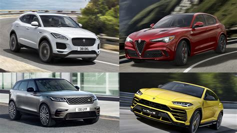 Best New Suvs by Best New Suvs That Debuted In 2017 Top Speed