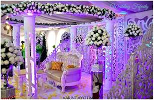 wedding altar decorations wedding decor traditional and white wedding ideas