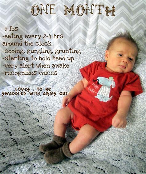 month  baby update baby scrapbook pinterest