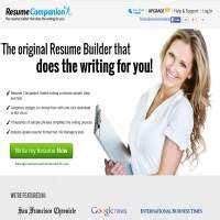 Resume Companion Review by Resume Companion Resumecompanion Review