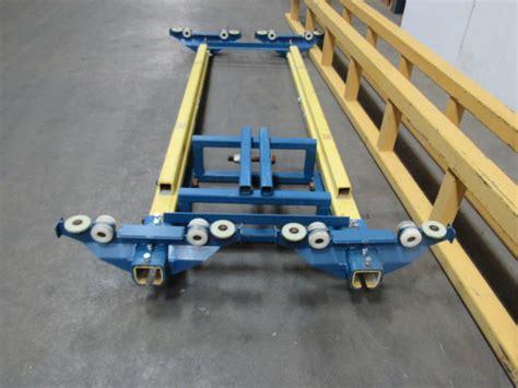 gorbel  ton ceiling mounted bridge crane  span
