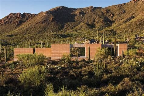 Tucson Mountain Retreat, Tucson, Ariz.   Custom Home