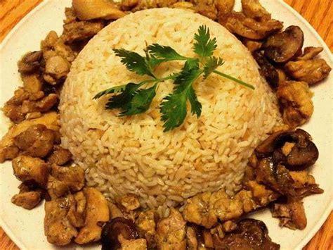 cuisine du riz recettes de riz et poulet 8