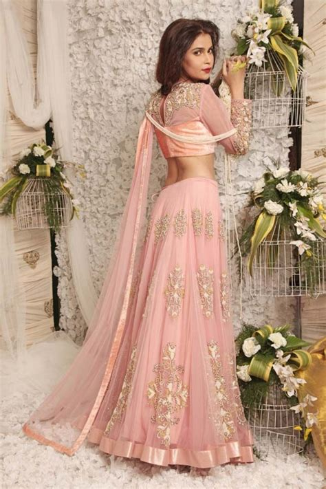 indian bridal lehenga styles  top  trendsetters