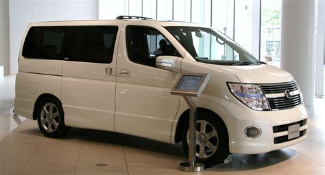 Nissan Elgrand Picture by 2015 Nissan Elgrand E51 Pictures Information And