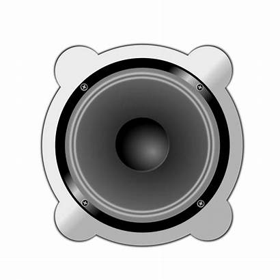 Clipart Speaker Subwoofer Clipground Clip Bass