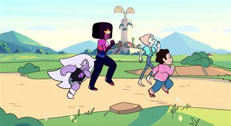 steven universe futures opening sequence hides  lot