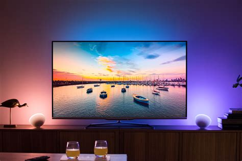 create surround sound   eyes  philips hue sync signify
