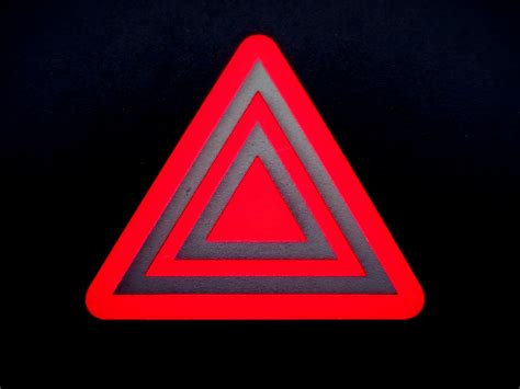 Hazard Lights by Hazard Lights On This Dashboard Symbol Missed Out On