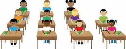 Classroom Transparent Clipart Diversity Diverse Background Class