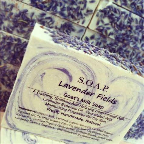 lavender fields soap labels customer ideas
