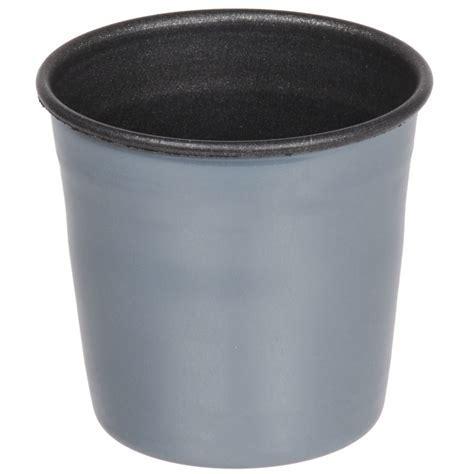 "Matfer Bourgeat 331592 2"" x 2"" Exopan Steel Non Stick Rum"