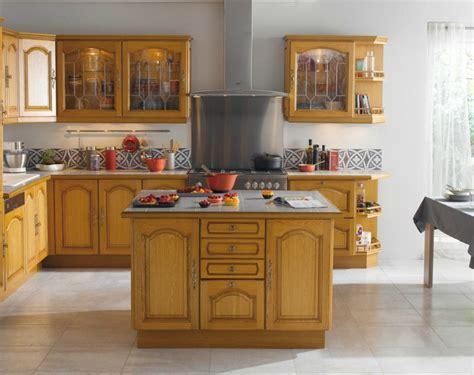 conforama la cuisine cognac avec ilot central photo