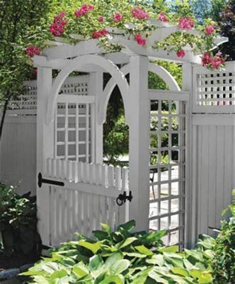 Garden Fence Trestle by 25 Gorgeous Arbor Gate Ideas On Garden Gates