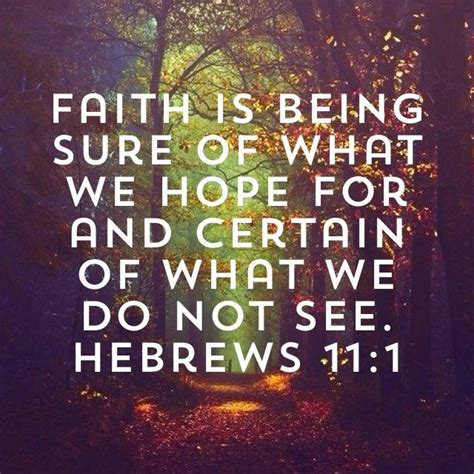 Bible Quotes On Faith and Hope