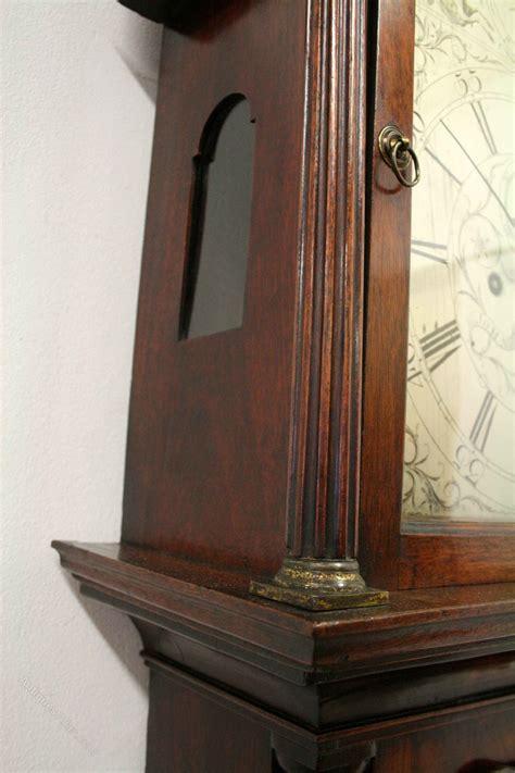 antiques atlas georgian longcase clock john gibson edinburgh