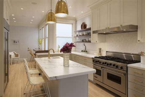Grand Traditional Kitchen Remodel In San Francisco  Jeff