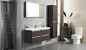 1001 idees salle de bain beige et gris pierre With gris anthracite avec quelle couleur 8 salle de bain murs gris sol beton gris anthracite meuble