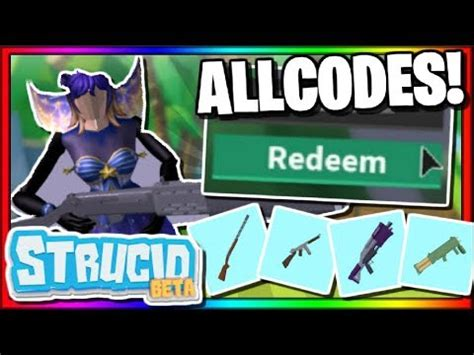 september   working strucid codes roblox youtube