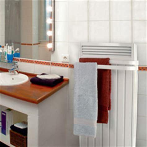 seche torchon electrique cuisine chauffage pour salle de bains aterno