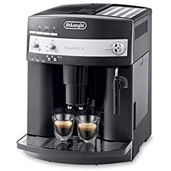 Increases energy efficiency, and improves the coffee flavour and crema. DeLonghi bean-to-cup machine Magnifica ESAM 3000 B black: Amazon.co.uk: Business, Industry & Science