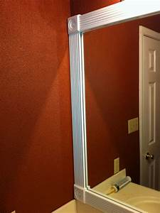 55 best images about molding on pinterest flats With molding around mirror bathroom