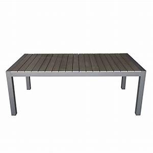 Gartentisch Aluminium Ausziehbar : gartentisch ausziehbar gartentisch holz edelstahl ~ Lateststills.com Haus und Dekorationen