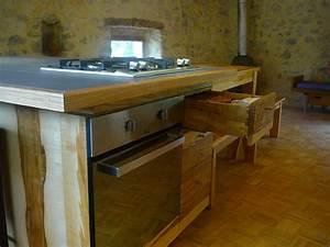 Fabriquer Meuble Bois : fabriquer sa cuisine en bois iz05 jornalagora ~ Voncanada.com Idées de Décoration