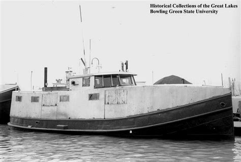 Boat N Net Kingsville by Russel Brothers Ltd Steelcraft Winch Boat And Warping Tug