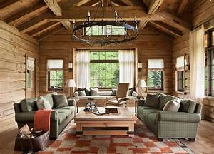 16 Sophisticated Rustic Living Room Designs You Won39t Turn