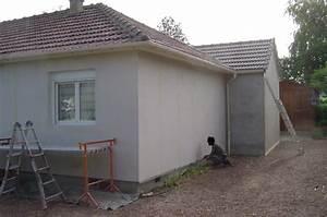 Materiaux Pour Isolation Exterieur : conseils isolation thermique maison toit de garage en bac ~ Dailycaller-alerts.com Idées de Décoration