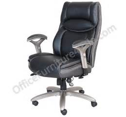 serta outlet smart layers task big and chair black slate sku 304574