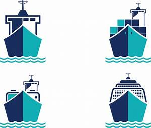 Container ship clipart - Clipground