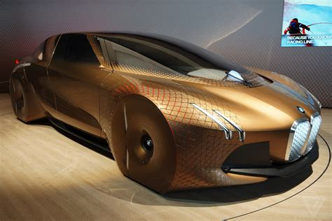 Bmw's Vision Next 100 Is The Concept Car Of My Childhood