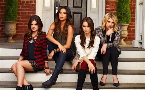 Pretty Little Liars Airs 100th Episode! 15 'A'-mazing ...