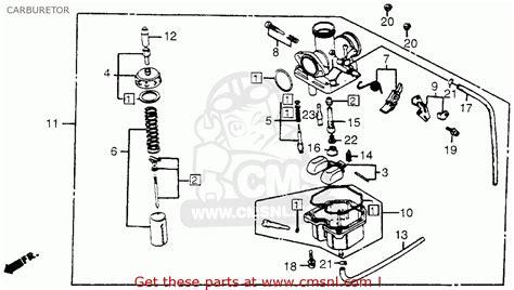 Yamaha Moto 4 200 Parts Diagram