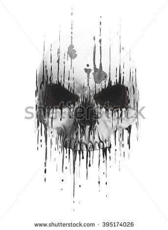 Skull illustration by Doc Deadly on Skulls and Dark Places
