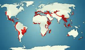 Biodiversity Hotspots Map