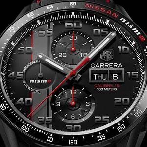 TAG Heuer Latest Replica Watch Review–Carrera Nismo ...