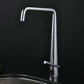 Stainless Steel Contemporary Adjustable Kitchen Tap