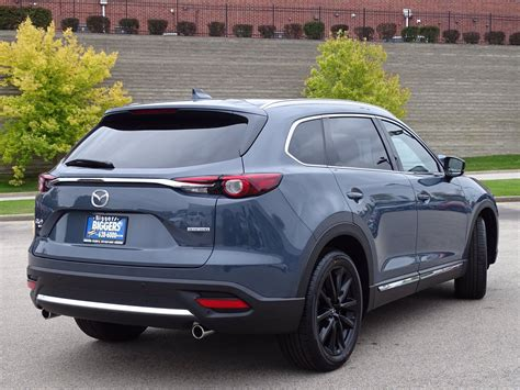 Every used car for sale comes with a free carfax report. New 2021 Mazda CX-9 Grand Touring Sport Utility in Elgin ...