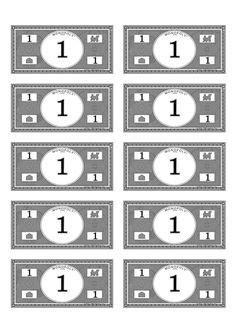 pin  melissa spaulding  monopoly monopoly money