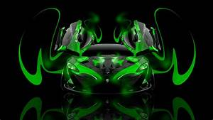 McLaren P1 Open Doors Super Abstract Car 2014 el Tony